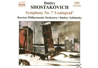 Dmitry Yablonsky, Dmitry/rpo Yablonsky - Sinfonie 7 - (CD)