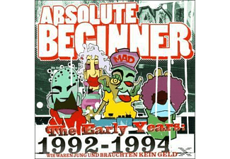 Absolut Beginners - The Early Years 1992-1994 - (CD)