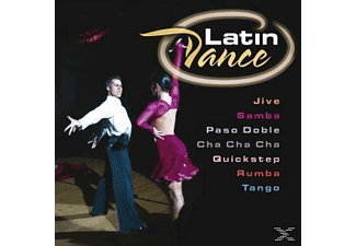 VARIOUS - Latin Dance - (CD)