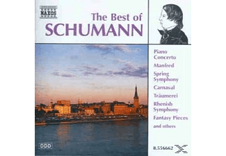 VARIOUS - Best Of Schumann - (CD)