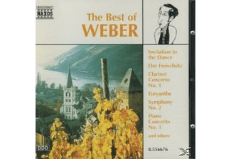 VARIOUS - Best Of Weber - (CD)