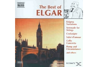 VARIOUS - Best Of Elgar - (CD)