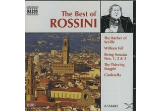 VARIOUS - Best Of Rossini - (CD)