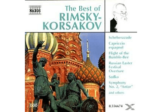 VARIOUS - Best Of Rimsy-Korsakov - (CD)