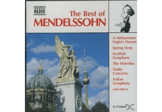 VARIOUS - Best Of Mendelssohn - (CD)