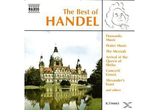 VARIOUS - Best Of Handel - (CD)