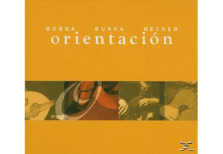 Bunka,Roman/Borda,Luis - Orientation [CD]