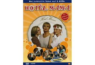 HOTEL MAMA COLLECTOR S BOX-DIE KOMPLETTE MINISERIE - (DVD)