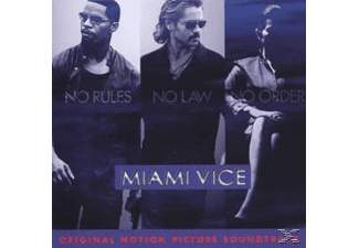 Various, Ost/Various - Miami Vice [CD]