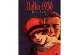 VARIOUS - Mega-Kultbox-Hallo 1930 [CD]