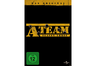 A-Team - Staffel 3 [DVD]