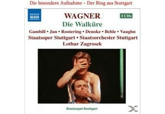 VARIOUS, Zagrosek/Gambill/Jun/Rootering - Die Walküre - (CD)
