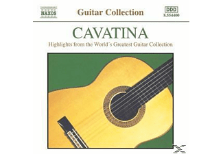 Various;Kraft/Holmquist/Vieaux/Goni/+ - Cavatina [CD]