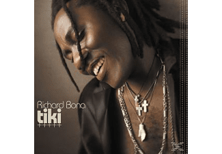 Richard Bona - Tiki [CD]