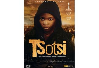 Tsotsi (Special Edition) [DVD]
