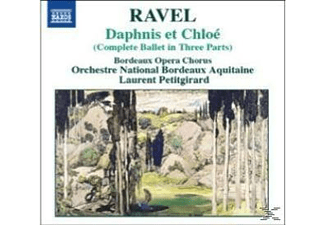 VARIOUS, Petitgirard/Orchestre National - Daphnis Und Chloe - (CD)