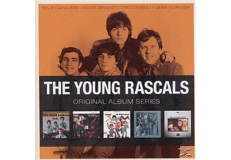 The Rascals - Original Album Series [CD]