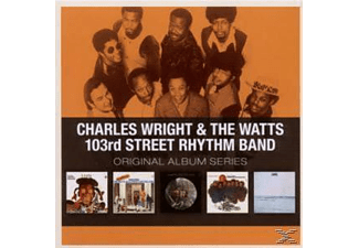 Charles Wright & The Watts103rd Street Rhythm Band - Original Album Series [CD]