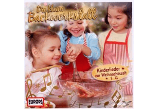Fun Kids - Die Kleine Backwerkstatt - (CD)