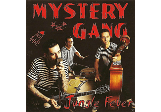 Mystery Gang - Jungle Fever - (CD)
