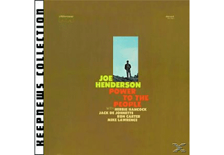 Joe - Quintet Henderson, Joe Henderson - Power To The People (Keepnews Collection) [CD]