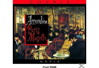 Various - Paris Musette-Anthology - (CD)