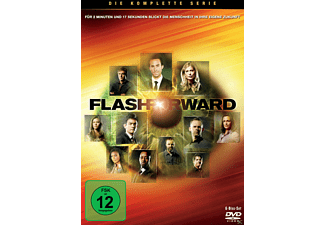Flash Forward - die komplette Serie [DVD]