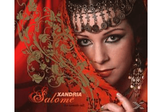 Xandria - SALOME - THE SEVENTH VEIL - (CD)