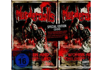 Murderdolls - Women And Children Last - (CD + DVD Video)