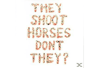 Don't They? They Shoot Horses - Pick Up Sticks - (CD)