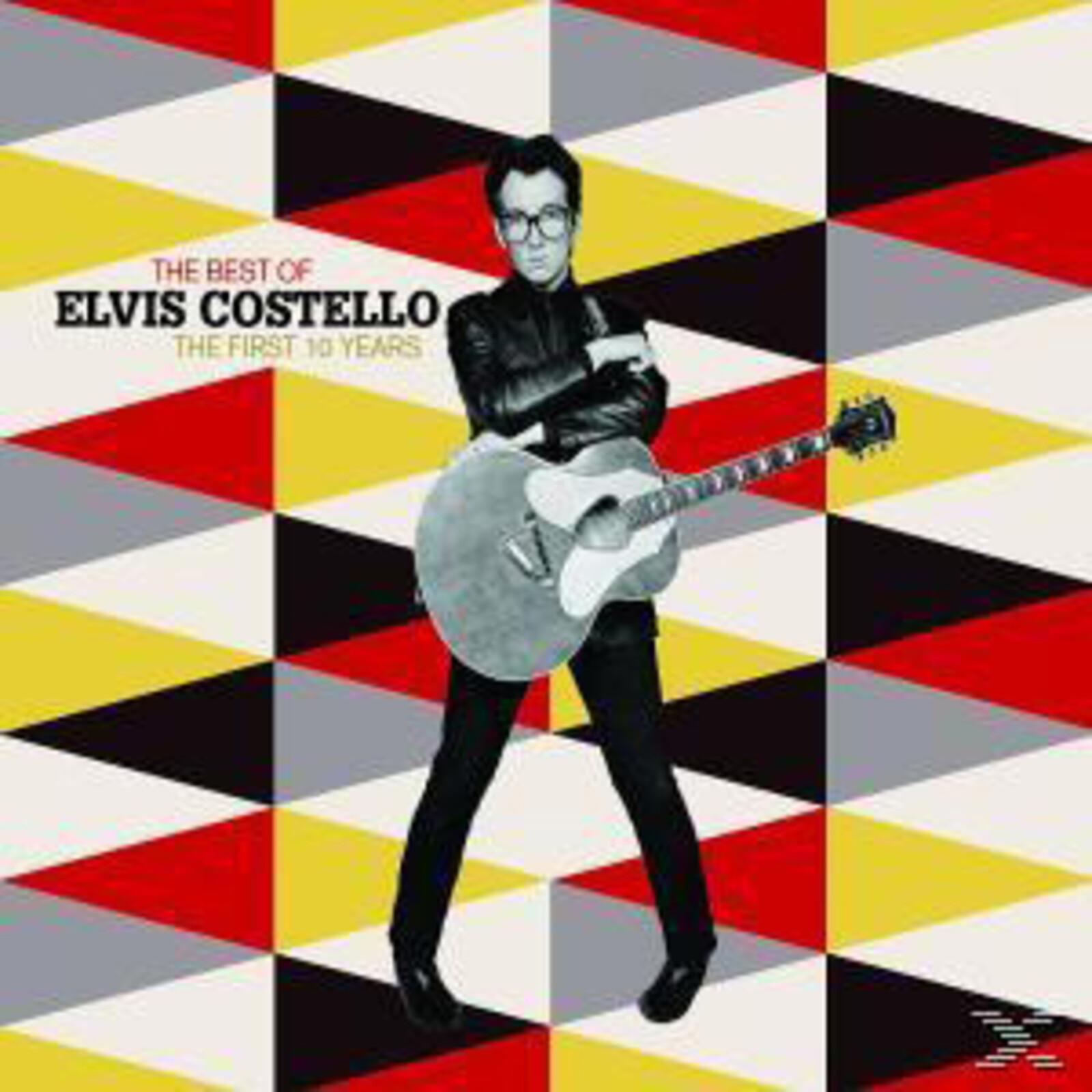 Elvis Costello - Best Of The First 10 Years - (CD)