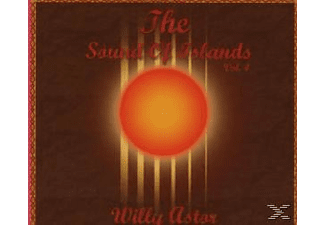 Willy Astor - The Sound Of Islands Vol. IV [CD]