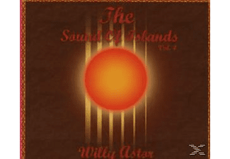 Willy Astor - The Sound Of Islands Vol. IV - (CD)