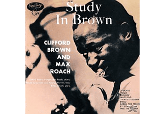 Clifford Brown - Study In Brown - (CD)