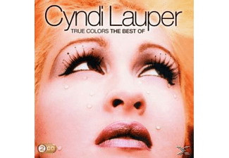 Cyndi Lauper - True Colors: The Best Of Cyndi Lauper [CD]