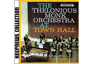 Thelonious, Thelonious Orchestra Monk - At Town Hall (Keepnews Collection) - (CD)