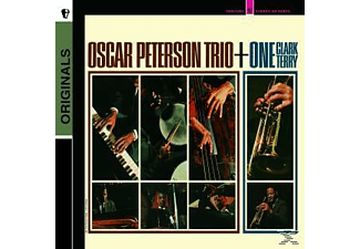 Oscar Peterson - Oscar Peterson Trio Plus One [CD]