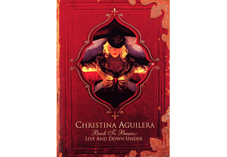 Christina Aguilera - BACK TO BASICS - LIVE AND DOWN UNDER - (DVD)