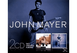 John Mayer - Room For Squares / Heavier Things [CD]