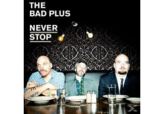 The Bad Plus - Never Stop [CD]