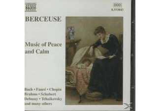 VARIOUS - Berceuse - (CD)