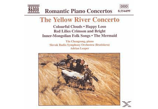 Slovak Rso, Chengzong,Yin/Leaper,Adrian/SR - The Yellow River Concerto - (CD)
