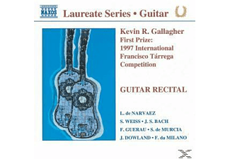 Kevin R. Gallagher - Gitarrenrecital - (CD)