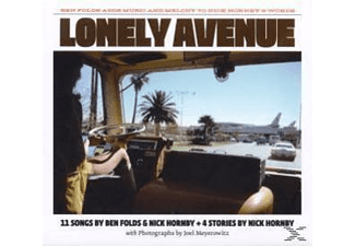 Folds, Ben & Hornby, Nick - Lonely Avenue [CD]