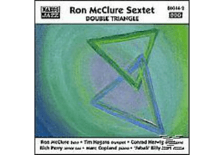 Ron Sextet Mcclure - Double Triangle [CD]
