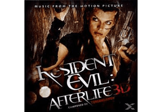 Ost / Tomandandy - Resident Evil-Afterlife [CD]