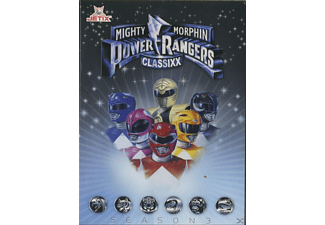 Power Rangers - Season 3 - (DVD)