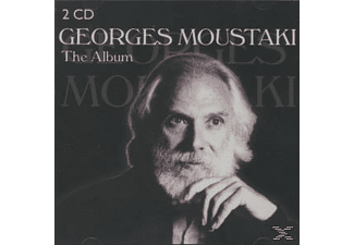 Georges Moustaki - The Album [CD]