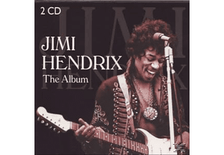 Jimi Hendrix - The Album [CD]