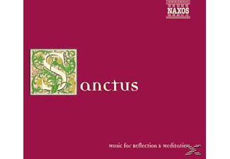 VARIOUS - SANCTUS - (CD)